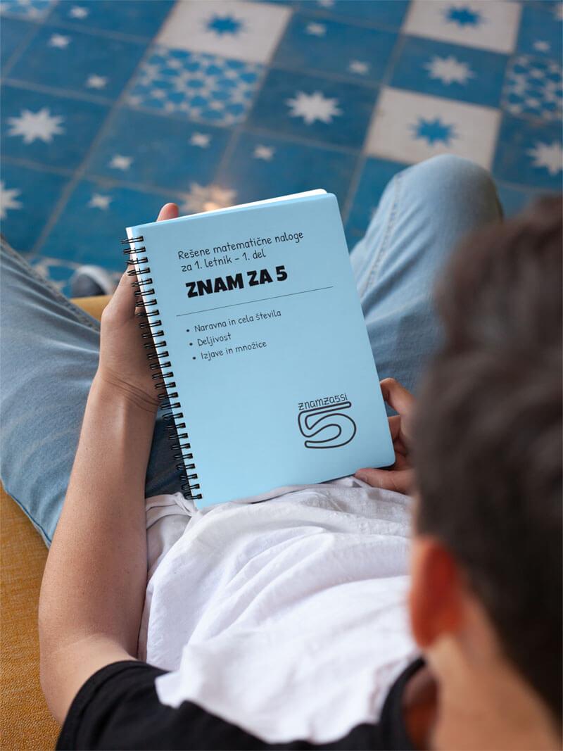 Knjiga 1 letnik - 1 del fant