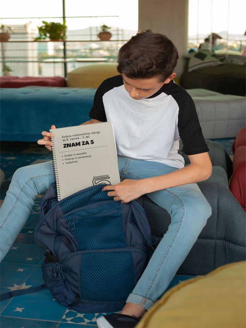 Knjiga 8 razred - 3 del fant