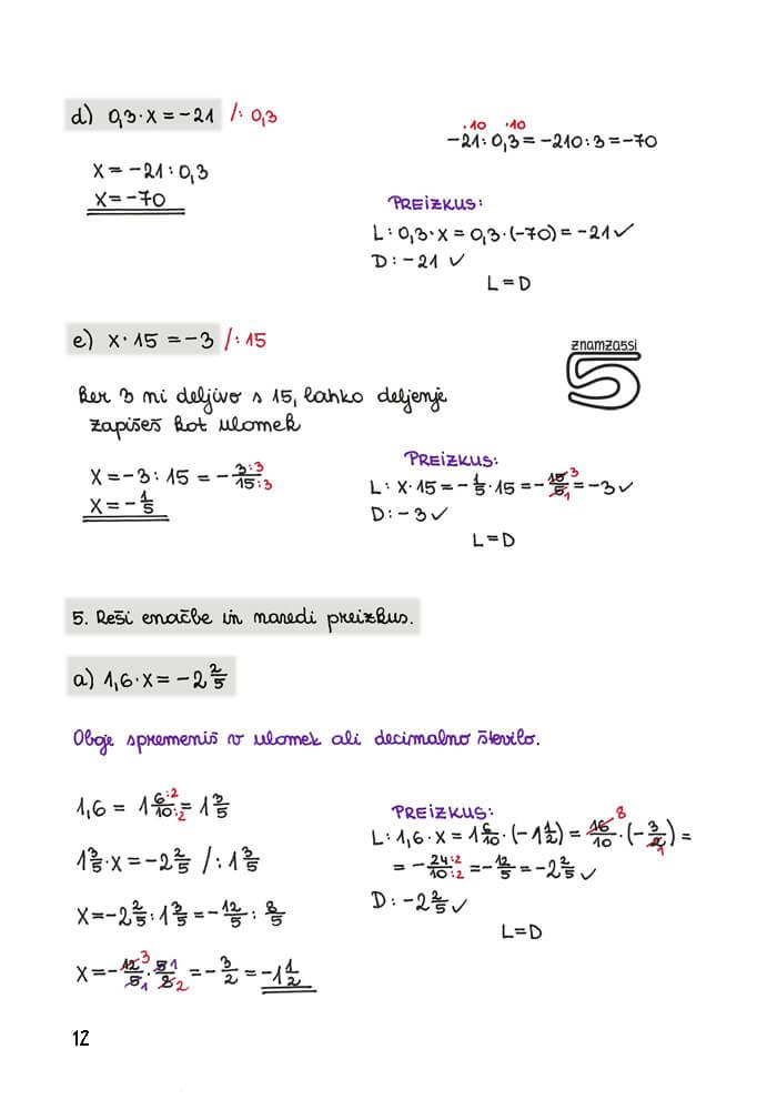 Knjiga 8 razred - 3 del