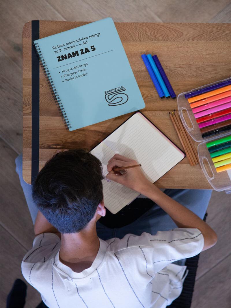 Knjiga 8 razred - 4 del fant