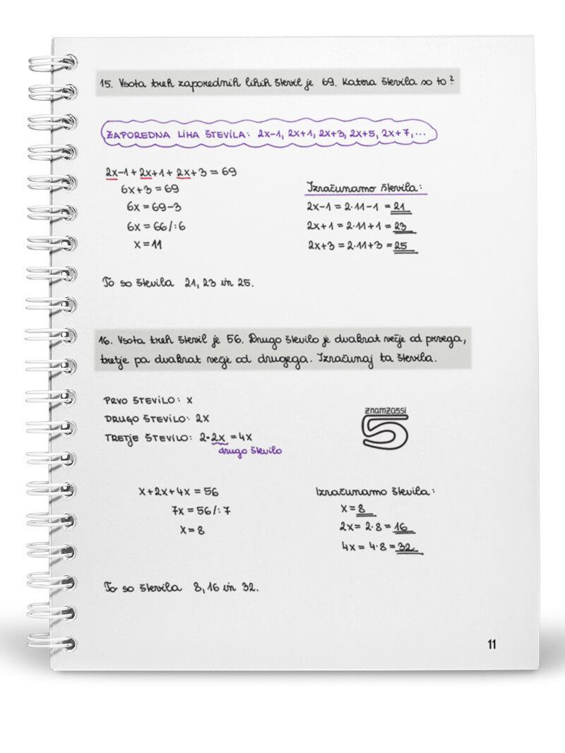 Knjiga 9 razred - 2 del notranja