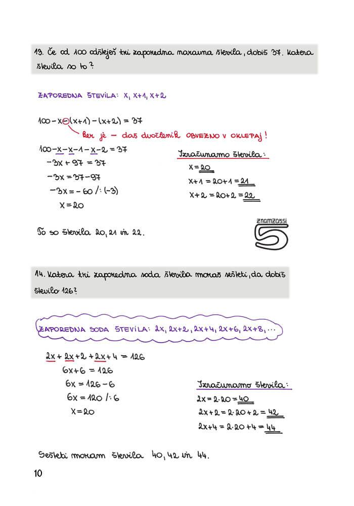 Knjiga 9 razred - 2 del