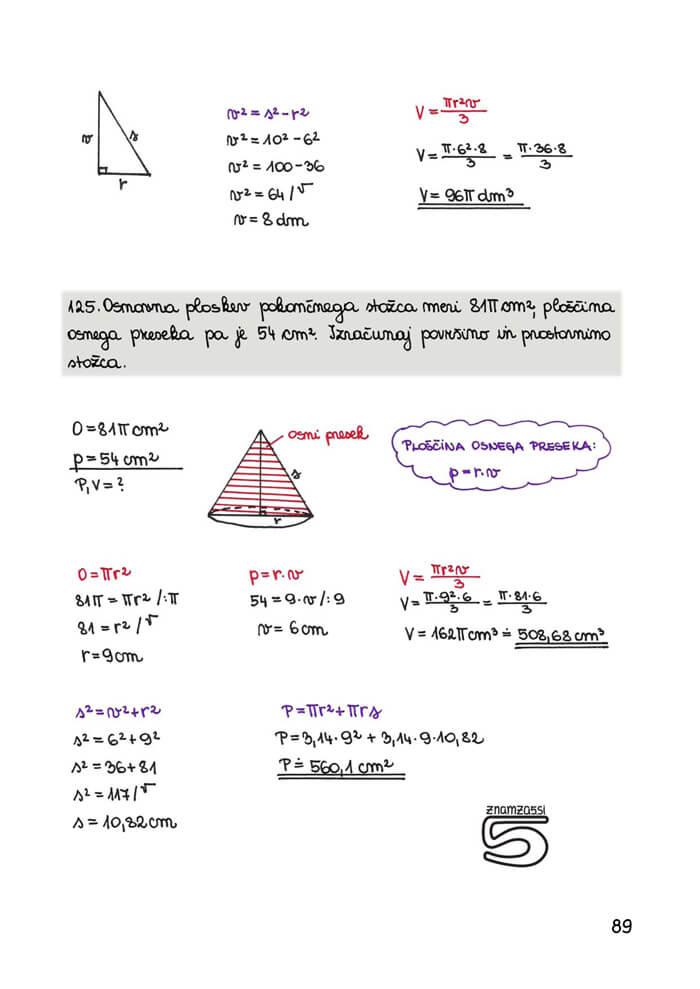 Knjiga 9 razred - 3 del